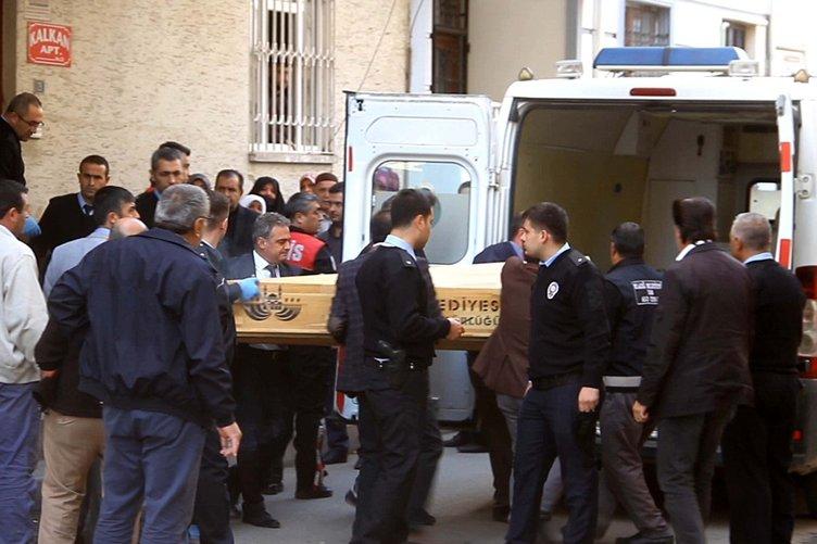 Elazığ'da baba kızının boğazını keserek öldürdü