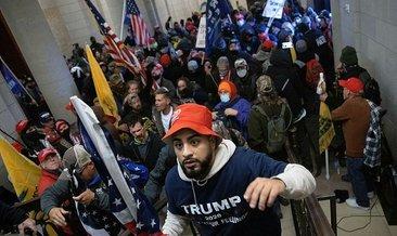 ABD basını Kongre'deki olayları bozguncuların işgali olarak gördü