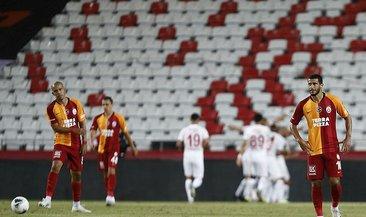 Galatasaray Antalya'da son dakikada yıkıldı! Antalyaspor 2-2 Galatasaray MAÇ SONUCU