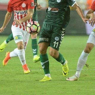 Atiker Konyaspor - Antalyaspor (Canl?)