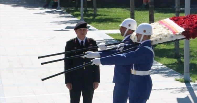 Jandarma Teşkilatı'nın 179. kuruluş yıl dönümü