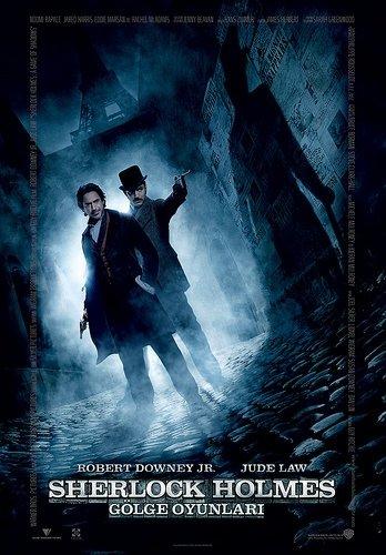 Sherlock Holmes: Gölge Oyunları filminden kareler