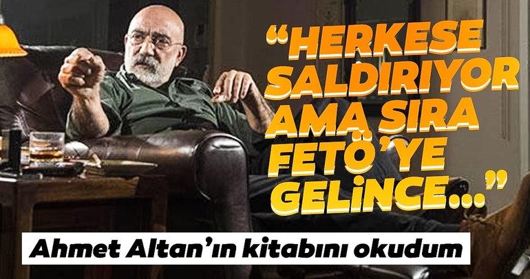 Engin Ardıç: Ahmet Altan'ın kitabını okudum