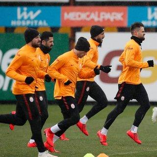Galatasaray, Akhisarspor maçına hazır