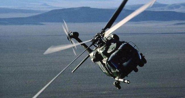 İran'da helikopter kazası: 5 ölü