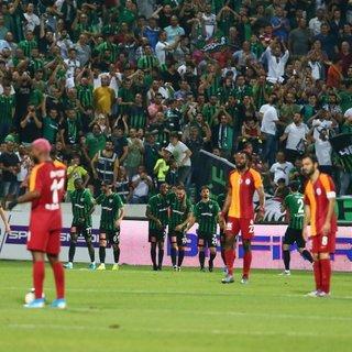 Denizlispor 2-0 Galatasaray: Aslan sustu, horoz öttü