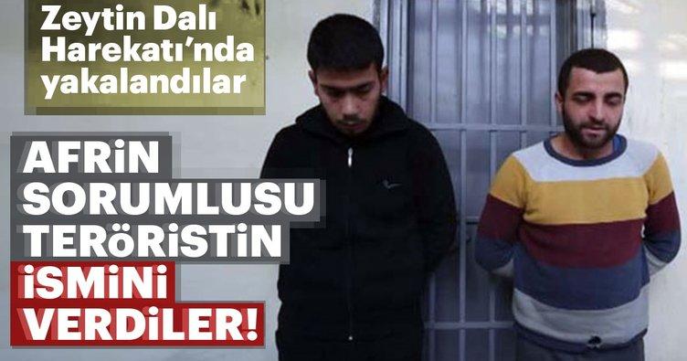 Son Dakika Haberi: Zeytin Dalı Harekatı'nda yakalanan teröristlerden itiraf