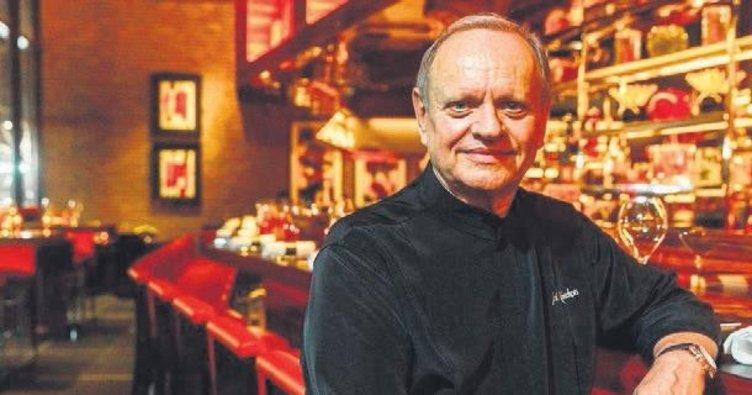 Asrın aşçısı Robuchon kansere yenik düştü