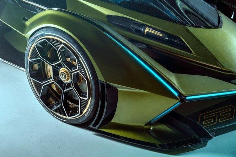 Lamborghini Lambo V12 Vision Gran Turismo tanıtıldı