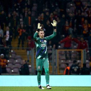 Galatasaray'da Muslera'nın sözleşmesi uzatılıyor