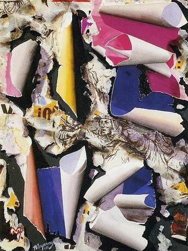 Burhan Doğançay resimleri