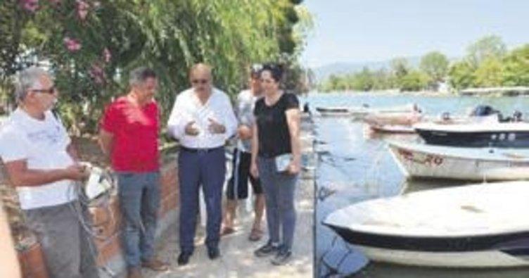 İznik Gölü'nde depremsellik araştırması