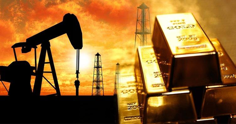 Petrol fiyatları düşerken altın yatay seyretti