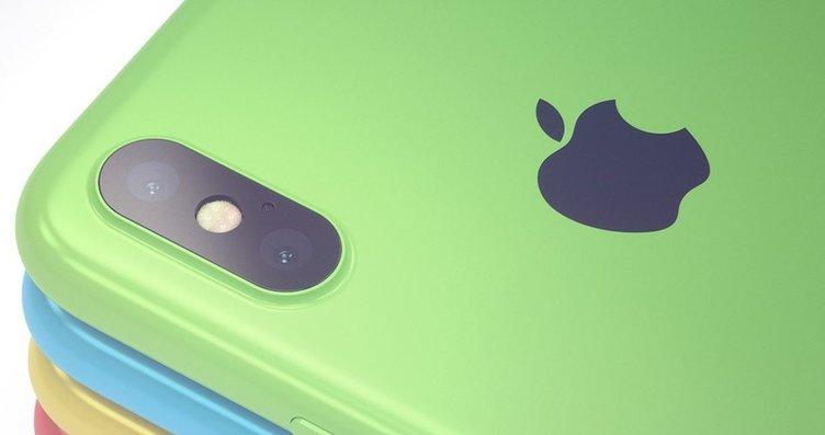 Karşınızda renkli ve plastik kasalı iPhone Xc