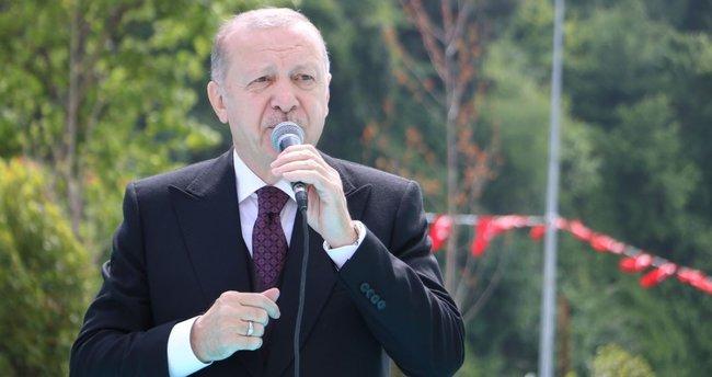 Son dakika: Başkan Erdoğan'dan Zonguldak'ta fabrika açılışında önemli açıklamalar