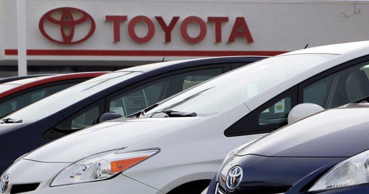 Toyota 2.4 milyon aracını geri çağırıyor