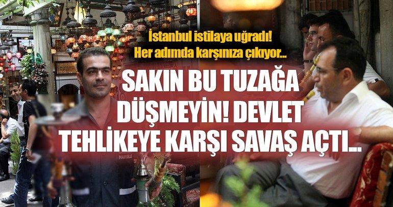 Kapalı alan yasağı tanımayan nargile, dumanıyla Türkiye'yi boğuyor