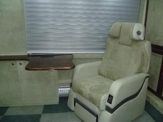 Başbakan Erdoğan'a özel uçak koltuklu otobüs