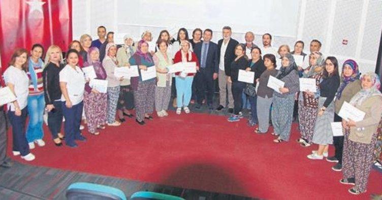 Hasta yakınlarına palyatif eğitimi