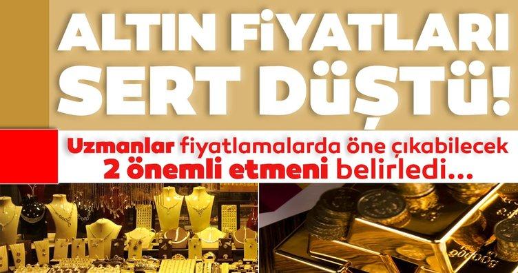 SON DAKİKA! Altın fiyatları hareketlendi! Altın kritik sınırın altına geriledi: Altın fiyatları düşecek mi yükselecek mi?