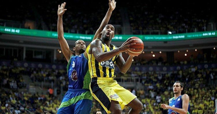 Tahincioğlu Basketbol Süper Ligi'nde şampiyon Fenerbahçe Doğuş