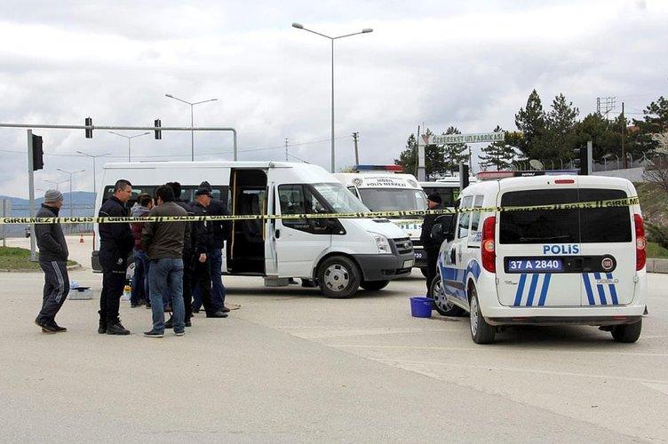 Polis memuru, direksiyon başında intihar etti