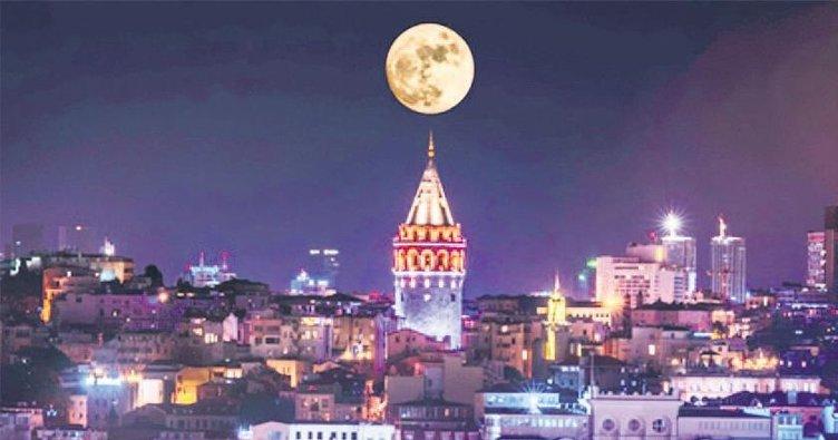 İstanbul'a bir de buradan bakın