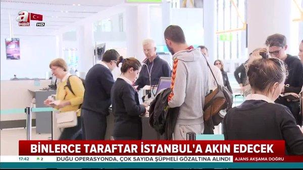 Süper Kupa Finali'nin kazananı İstanbul olacak! Binlerce taraftar İstanbul'a akın edecek