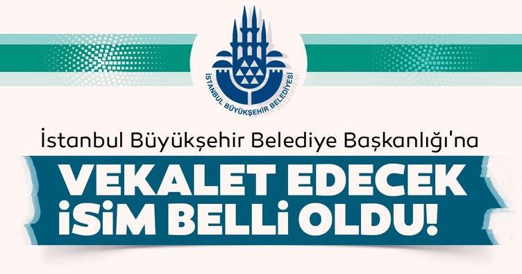 23 Haziran'a kadar istanbul'a Vali Ali Yerlikaya vekalet edecek