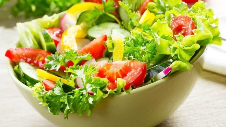 salata ile ilgili görsel sonucu