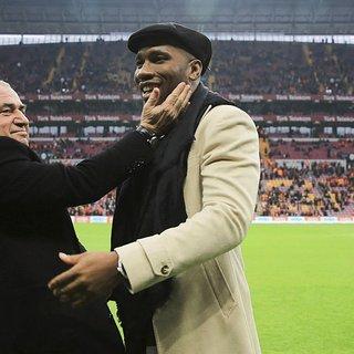 Didier Drogba'dan Galatasaray ve Fatih Terim sözleri