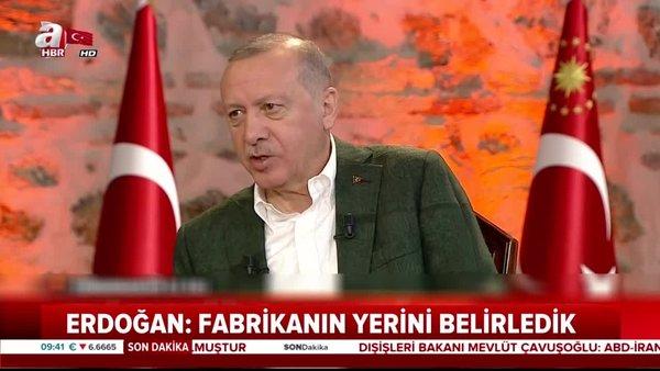Yerli otomobilin fiyatı belli oldu mu? Cumhurbaşkanı Erdoğan'dan canlı yayında yerli otomobilin fiyatı hakkında flaş açıklama!