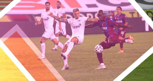 Gol düellosunda kazanan Kasımpaşa! Trabzonspor 3-4 Kasımpaşa