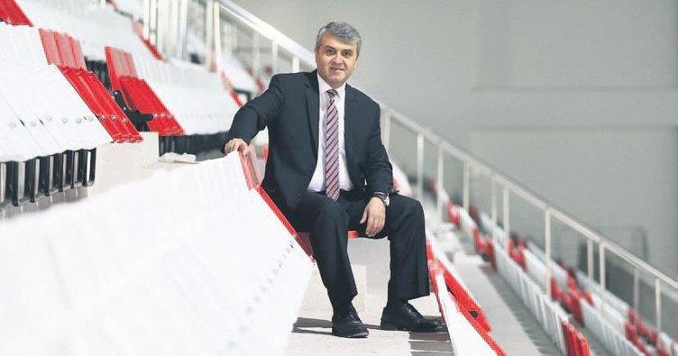 'Yeni tesisin buz sporları açısından önemi büyük'