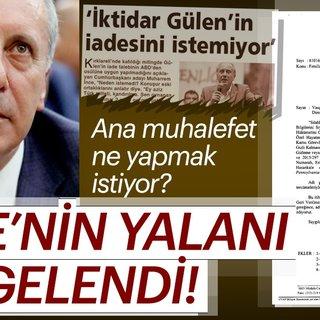 Son dakika: Teröristbaşı Gülen'in iade belgeleri ortaya çıktı