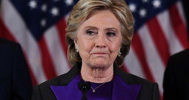 Hillary Clinton seçim yenilgisinden sonra ilk kez görüntülendi