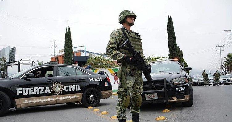 Meksika'da çatışma: en az 26 ölü!