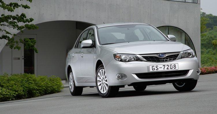 Subaru 100 bin aracını geri çağırıyor