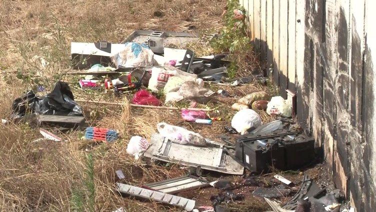 5 kişinin yaşamını yitirdiği feci kazadan kahreden görüntüler
