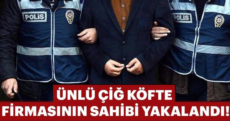 Son dakika: Komagene çiğ köftenin sahiplerinden FETÖ firarisi Murat Sivrikaya'nın İzmir'de sahte kimlikle yakalandığı açıklandı