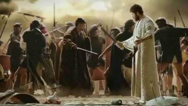 Üç Hıristiyan kralı aynı anda dize getirdi!