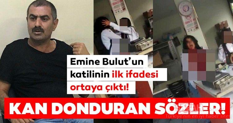 SON DAKİKA... İşte Emine Bulut'un videosu! Emine Bulut'un katili Fedai Baran'ın emniyetteki ifadesi şok etti…