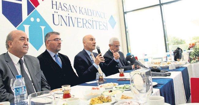 'Üniversitemiz 9 bin öğrenci sayısına ulaştı'
