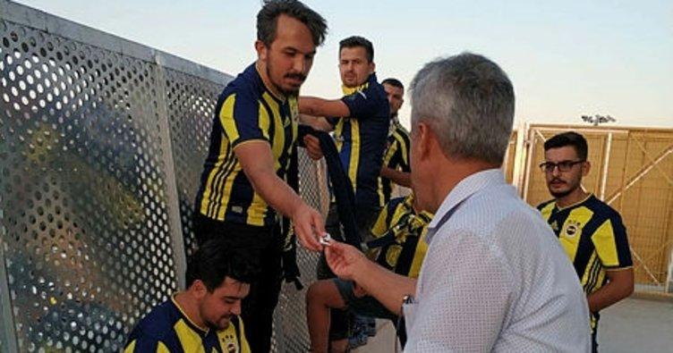 Fenerbahçeli taraftarlara Malatya misafirperverliği