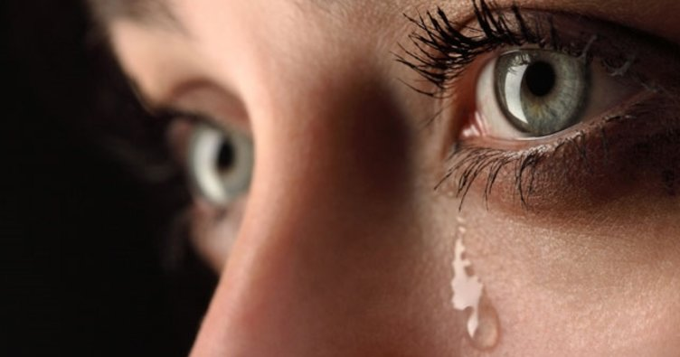 Gözyaşı o kadar da masum değil!