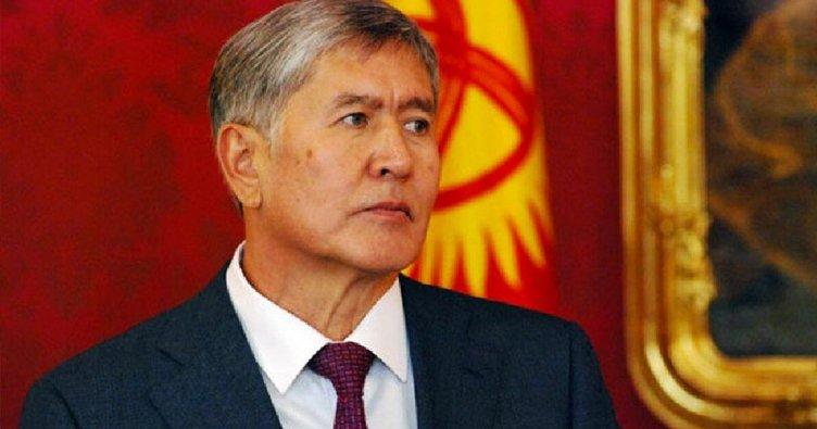 Atambayev darbe girişimiyle suçlandı