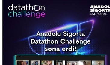 Datathon Challenge'ta kazananlar belli oldu