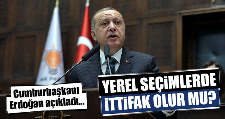 Son dakika: Cumhurbaşkanı Erdoğan'dan erken seçim iddiaların yanıt