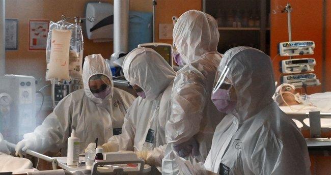 Son dakika: ABD'de corona virüs bilançosu ağırlaşıyor! Son 24 saatte...