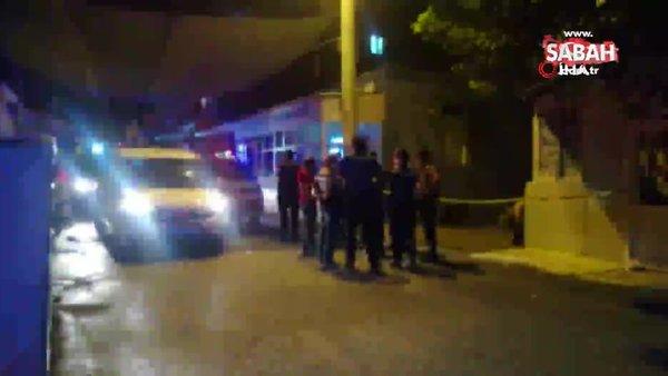İzmir'de iki grup arasında silahlı kavga: 1 ölü, 3 yaralı | Video